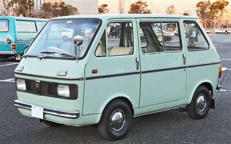 Suzuki Carryvan Suzuki Carry And On