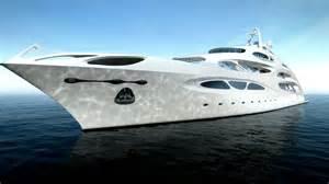 Yacht Island Design blohm voss yacht concepts unique circle yachts by zaha