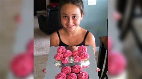 11yr girl fundraiser by maureen clark help 11yr old cupcake girl