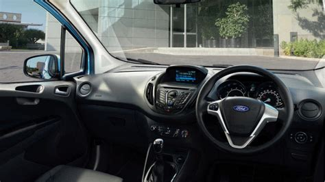 Ford Transit Connect Interior Ford Transit Courier Range Ford Commercials