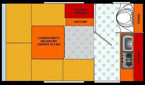 teardrop trailer floor plans starling travel 187 the t b s floorplan a teardrop with a