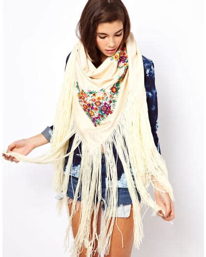 Rock Tassel Scarves Take The World by 15 Infinity Scarves We For Fall More