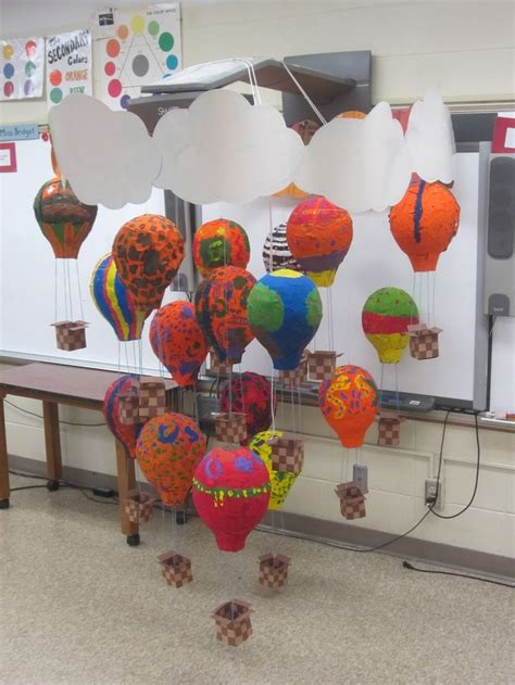 3d craft projects paper mache projects for elementary students use