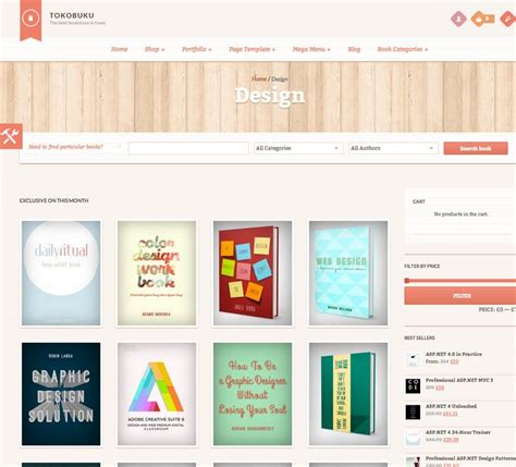 story themes wordpress raakbookoo wordpress theme for book stores practical wp