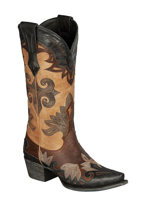 boots maggie shaft western boot nordstrom rack