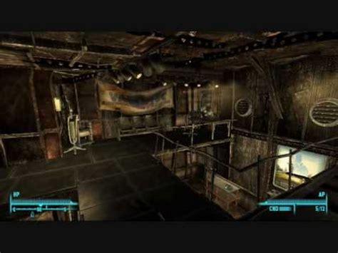 fallout 3 house fallout 3 megaton house overhaul mod youtube