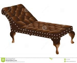Antique Armchair Styles Psychologist S Couch Royalty Free Stock Images Image