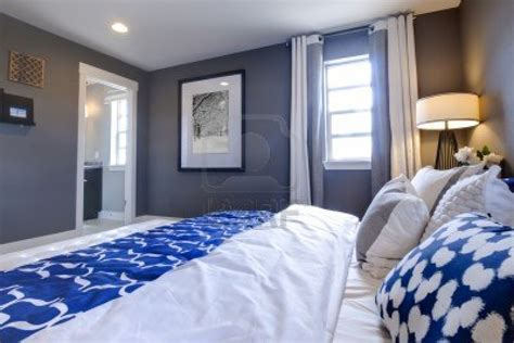 blue wall bedroom simple 80 blue and white bedroom images inspiration