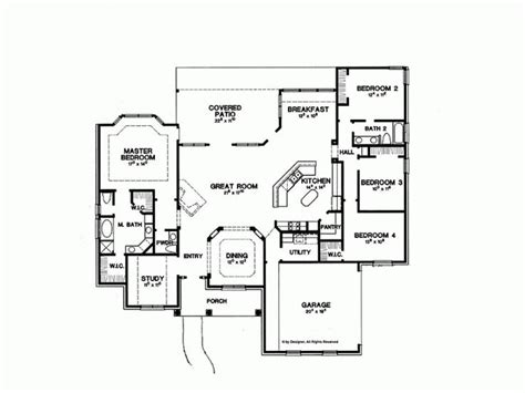 Four Bedroom House by Best 25 4 Bedroom House Ideas On 4 Bedroom House Plans House Floor Plans And House