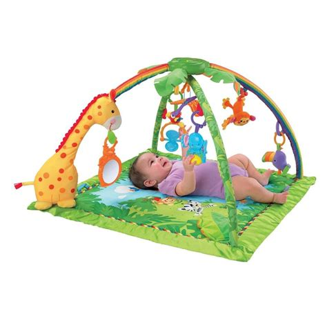 Rainforest Baby Play Mat by Top 10 Baby Must Haves That Time Parents Should Prepare