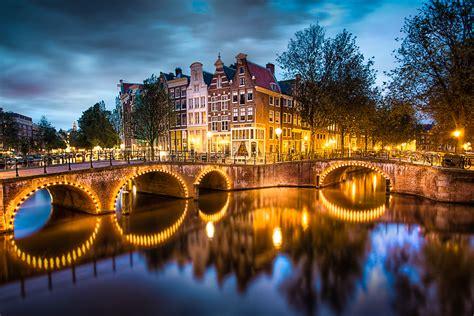 vibrant amsterdam netherlands world  travel