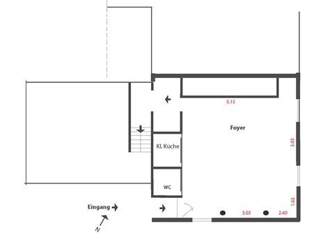 museum foyer grundriss galerie verein kultursch 252 252 r m 228 nnedorf