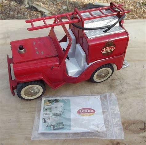 tonka fire truck toy 246 best vintage metal toy trucks pressed steel dreams