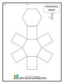 Geometry Net Templates by Geometric Drawings For Math Draw Net Regular Hexagonal