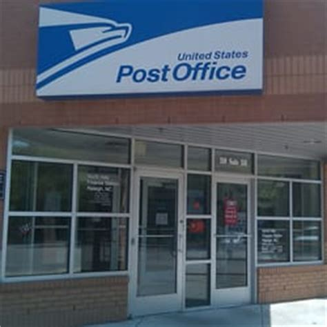 post office post offices raleigh nc united states