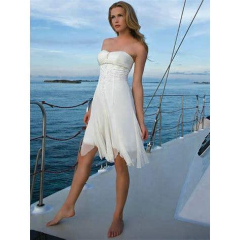 beach wedding dresses casual short casual beach wedding dresses short if i loose enough