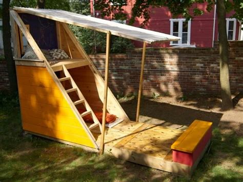 how to build a backyard playhouse play fort diy network