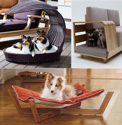 Une niche ou un panier design pour votre animal de compagnie