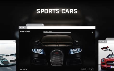 car themes for google chrome top 5 sports cars themes and extensions for google chrome