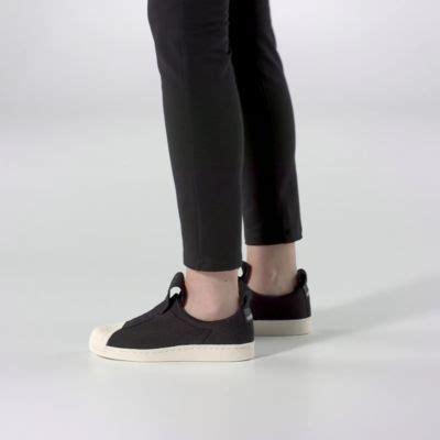 Adidas Slip On Viero adidas superstar slip on shoes black adidas us
