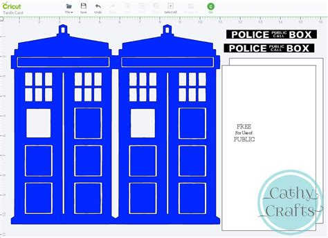 printable birthday cards dr who tardis birthday card cathy crafts