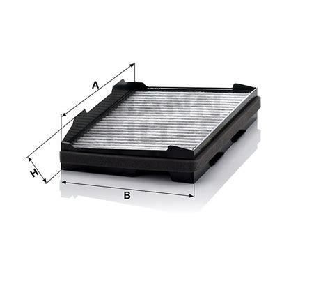 mann filter cat 225 logo europa descri 231 227 o do produto ar condicionado cuk 3220