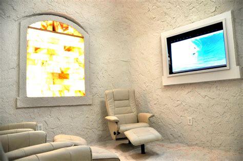 salt rooms for allergies salt room gallery bluefern spa