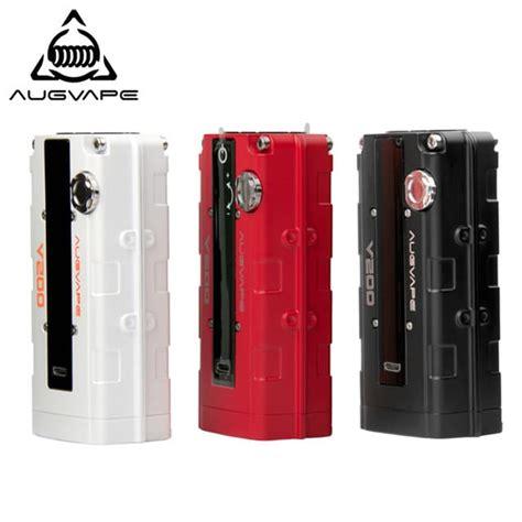 Augvape V200 Box Mod 200w 18650 augvape v200 electronic cigarette mechanical mod vape box