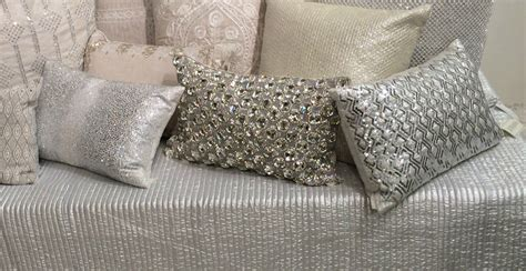 Bead Pillow by High Point Market Trends 2015