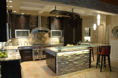 espresso colored kitchen cabinets best colors kitchens reface kitchen cabinets