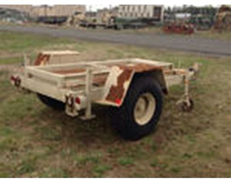 military trailer cer us army tank automotive command s a trailer chassis for