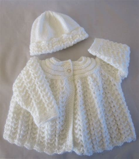 baby sets knitting patterns 17 best images about knitting vs sweater cardigan home