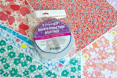How To Make Washi Paper - aesthetic nest craft diy printed paper washi