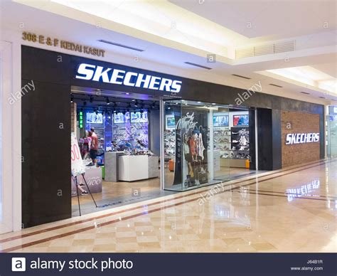 Skechers Locations by Skechers Shop Malaysia Stock Photo Royalty Free Image