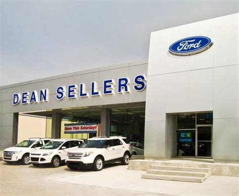 Dean Sellers Ford by Dean Sellers Ford Troy Mi 48084 Car Dealership And