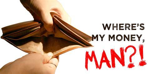 My Money where s my money howardfarran