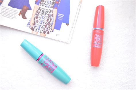 Maybelline Mascara The Mega Plus Volume Express Maskara Maybeline a moment maybelline volum express the mega plush mascara