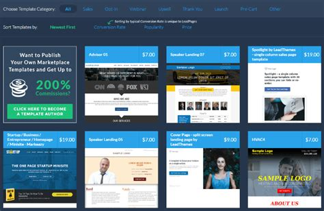 Leadpages Vs Optimizepress Which One Is Better For Creating Landing Pages Leadpages Webinar Template