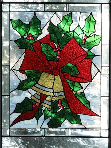 christmas pattern stained glass 51 best images about christmas stained glass projects on