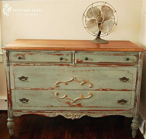 chalk paint not distressed the original design this dresser i also like how the