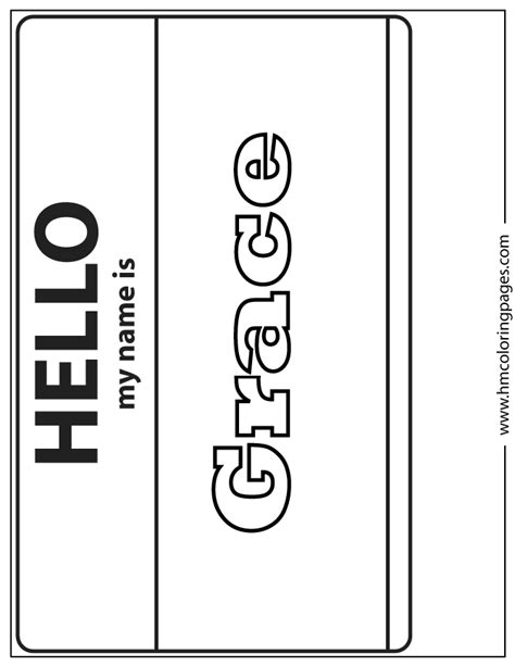 coloring pages of the name grace grace coloring page h m coloring pages