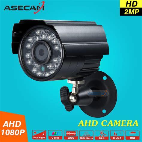 Kamera Ahd 1080p 2mp Outdor Modelf603 2mp hd cctv 1080p ahd 3000tvl outdoor waterproof mini small metal black bullet ir