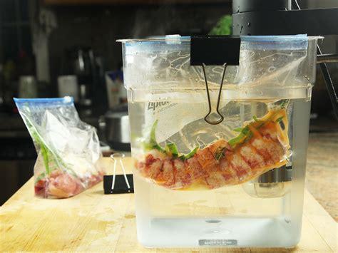 cuisine sous vide sous vide lobster recipe serious eats