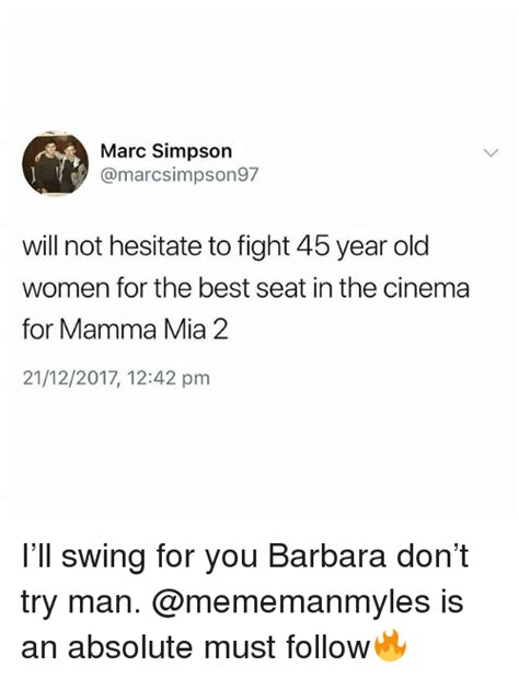 i ll swing for you 25 best memes about mamma mia mamma mia memes