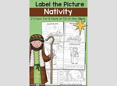 Nativity Label the Picture Worksheets - Mamas Learning Corner Facebook Home Page Sign Out