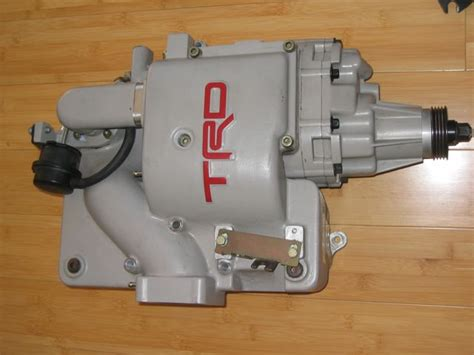 Toyota 3 4 Supercharger 3 4 Trd Supercharger W Urd Fuel Kit Yotatech Forums