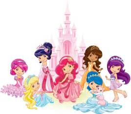 strawberry princesses strawberry shortcake photo 35370125 fanpop