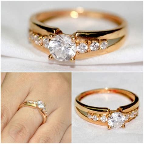 Cincin 4 In 1 Import 4 gambar cincin dan kalung berlian gambar v