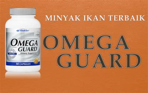 Minyak Ikan Salmon Terbaik dapatkan omega guard minyak ikan terbaik musa