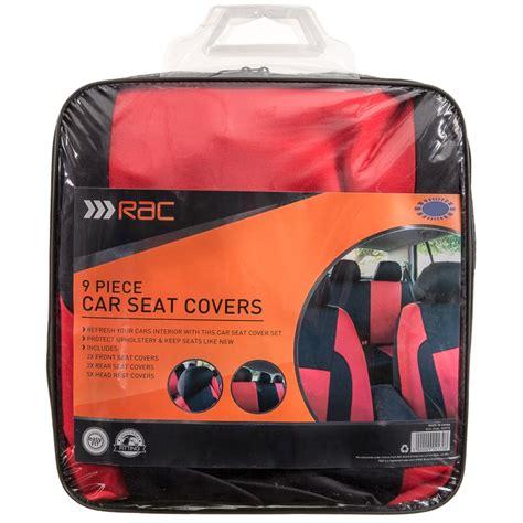 car seat drape rac car seat covers 9pk car accessories car seat cover